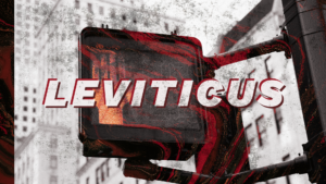 Sermon Graphic on the Book of Leviticus Ver_2