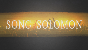 Sermon Graphic on the Book of Song of Solomon