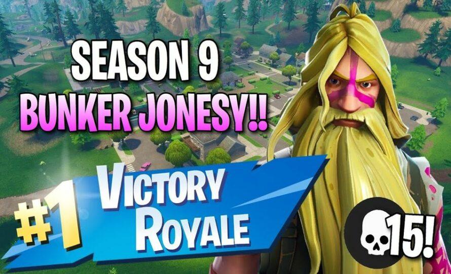 Fortnite Battle Royale Jonesy Skin Season 9 Bunker Jonesy Skin 15 Elims Fortnite 1 1