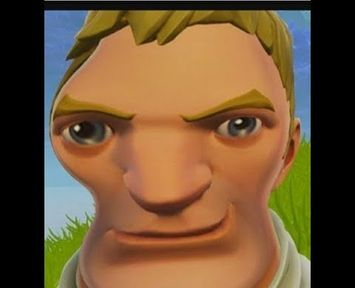 Fortnite Default Skin FORTNITE Default Skin Literally Kills Himself Out Of Fear
