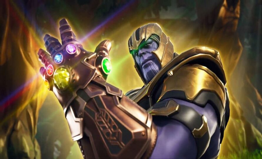 Fortnite Infinity Skin Wallpaper Fortnites Infinity Gauntlet Thanos Mode Is Now Live