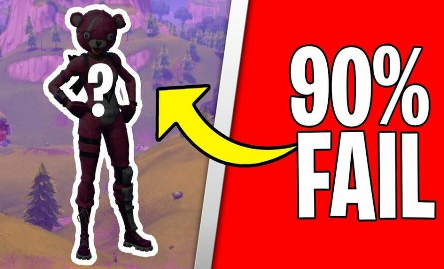 Guess The Fortnite Skin Quiz Guess That Fortnite Character Skin Quiz 90 FAIL