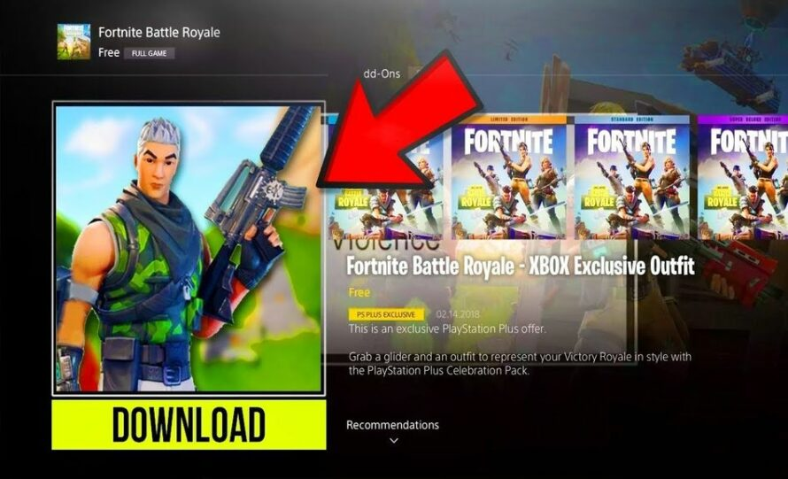 Xbox Live Fortnite Skin NEW How To DOWNLOAD FREE XBOX Exclusive Outfit NEW