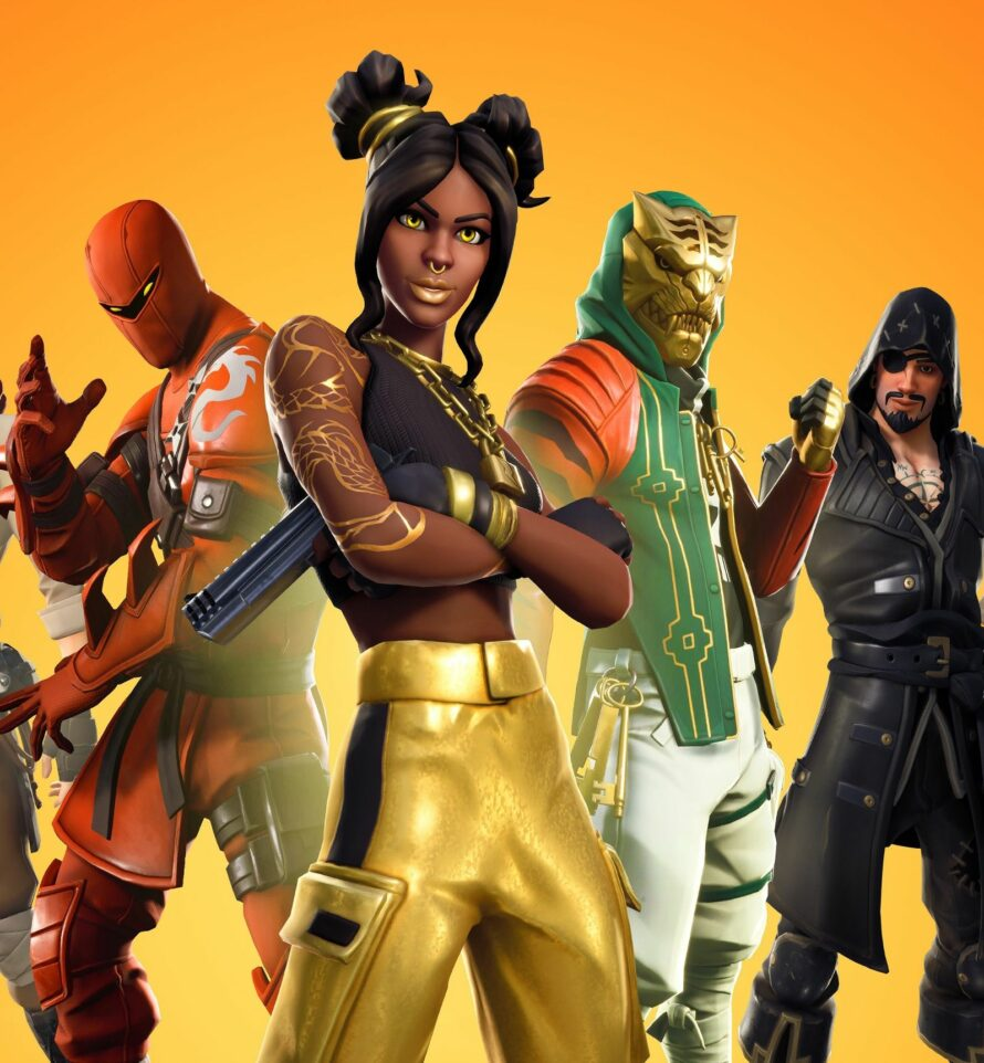 Xiaomi Mi 9 Skin Fortnite Fortnite Battle Royale Season 8 Outfits Skin 4K 99