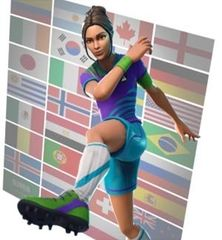 Zombie Soccer Skin Fortnite Png Fortnite World Cup Skins Revealed Aerial Threat Clinical