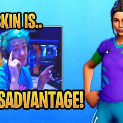 Zombie Soccer Skin Fortnite Png Ninja On Why The Soccer Skins Are A DISADVANTAGE In