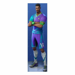 Zombie Soccer Skin Fortnite Png Super Striker Outfit Fnbrco Fortnite Cosmetics