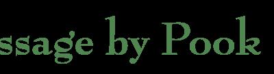 Massage by Pook Logo
