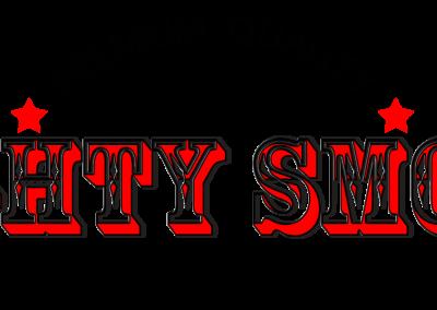 Mighty Smoke, Inc. Logo